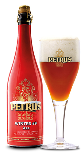 Petrus and glass