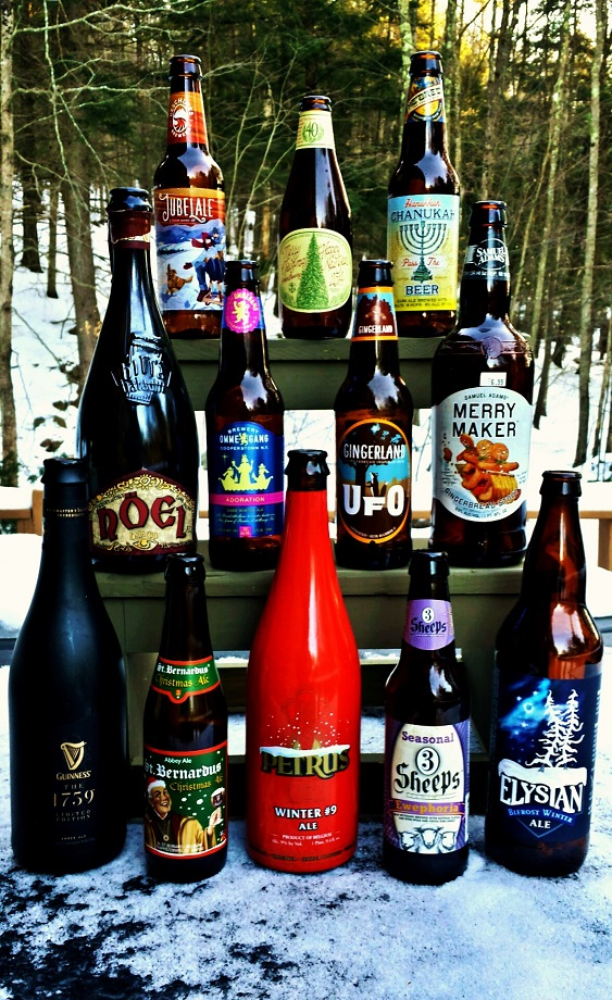 The 12 Beers of Christmas 2014
