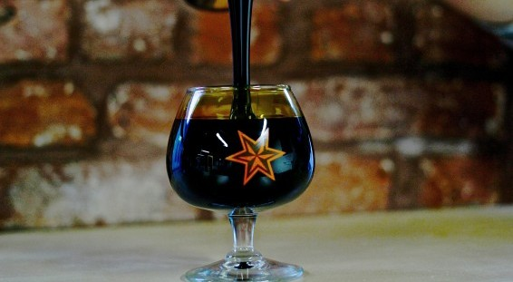 Not beer, just the blackstrap molasses