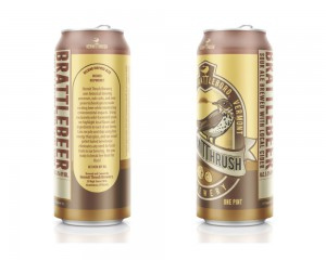 What the Hermit Thrush cans will look like
