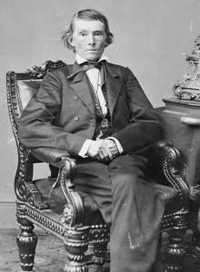 Alexander Stephens, Vice-President, CSA