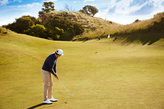Barnbougle Dunes Golf Links (Hugh Stewart, Tourism Australia)