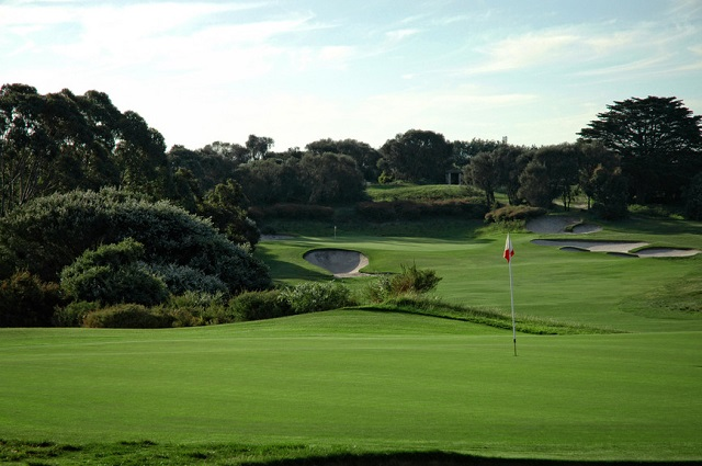 Royal Melbourne Golf Club (Tourism Australia)