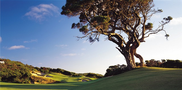 The National Golf Club, Mornington Peninsula, Victoria (Tourism Australia)