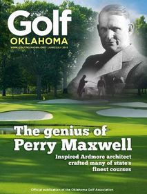 2015 Golf Oklahoma June - July