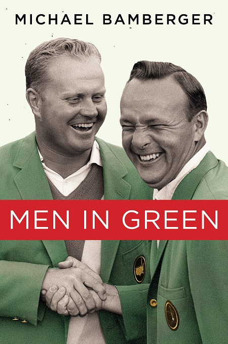 MEN IN GREEN cover art