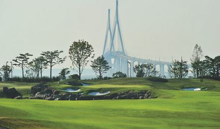 Jack Nicklaus Golf Course Korea, 15th hole (Courtesy Jack Nicklaus Design)