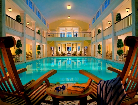 Omni Bedford Pool