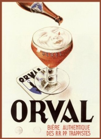 Orval poster