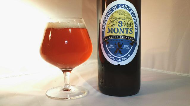 3 Monts Grand Reserve Amber