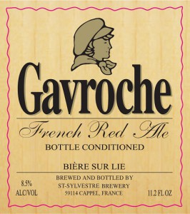 s-s Gavroche label