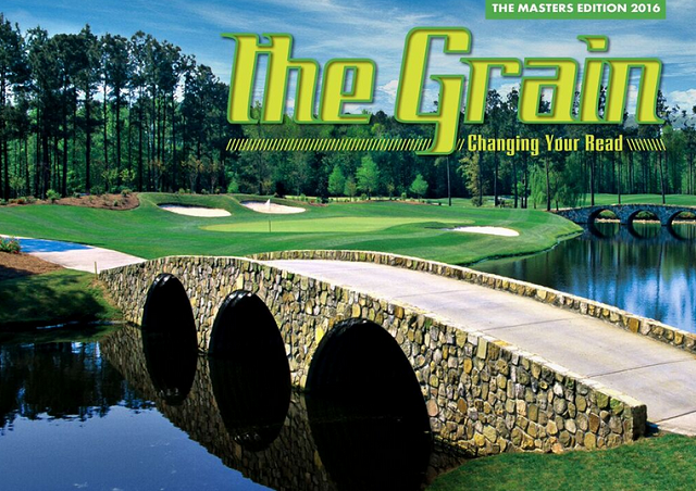 2016 Masters Cover