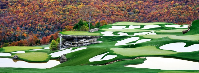 Top of the Rock Practice Course (Edward C. Robison III)