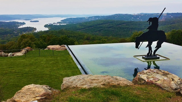 Top of the Rock vista