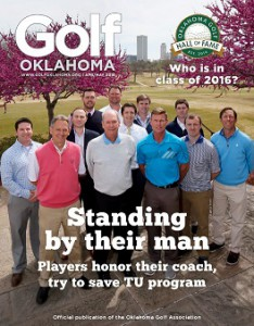 2016 Golf Oklahoma April _ May