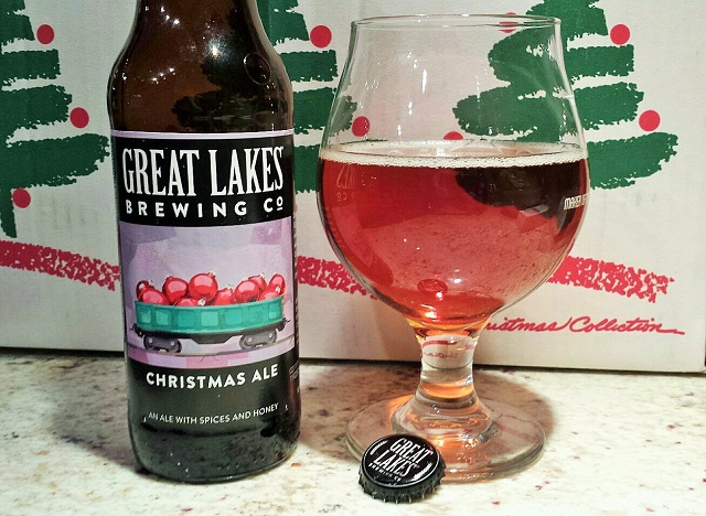 12 Beers of Christmas 2016 – 2: Great Lakes Christmas Ale