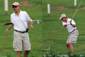 Obama on the Range