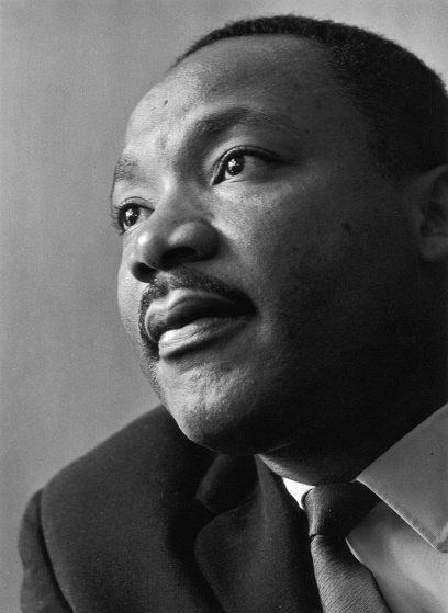 1964: American civil rights campaigner Martin Luther King Jnr (1929 - 1968). (Photo by Reg Lancaster/Express/Getty Images)