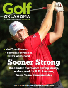 2016 Golf Oklahoma O-N