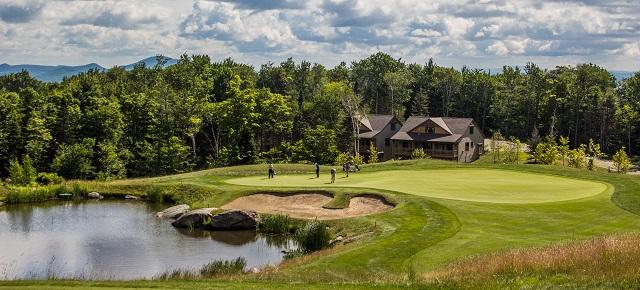 Jay Peak Golf Course
