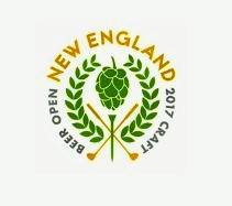 New England Craft Beer Open logo