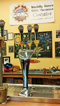 Drop-In Brewing Co., Middlebury, Vermont
