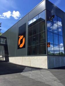 New Nøgne Ø brewery