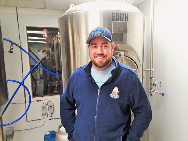 Mike Philbrick, Killington Beer Co.