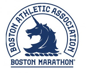 26 Boston marathon logo