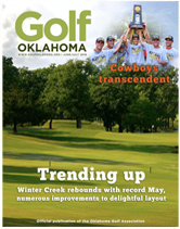 2018 Golf Oklahoma June-July