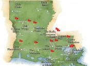 The Audubon Trail golf course map