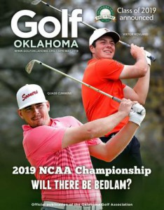 2019 Golf Oklahoma April-May