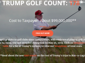 Trump Golf Count 2019-05-31