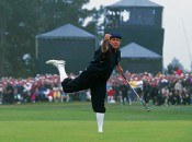 Stewart at Pinehurst, 1999