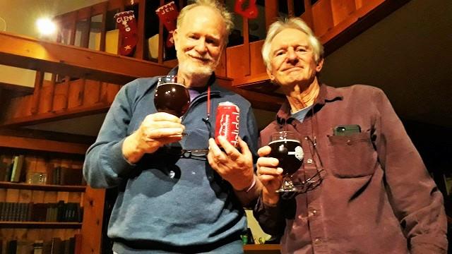 Tom (left) and Kip Bedell