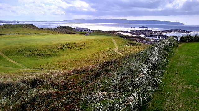 The Cruit Island Golf Club is a nine-hole gem.