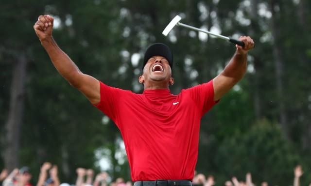 Tiger 2019 Masters