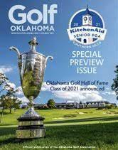 2021 Golf Oklahoma April _ May