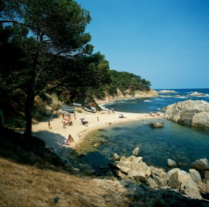 The Costa Brava has dozens of secluded coves and inlets