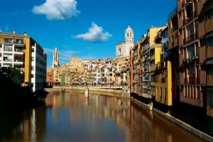 Girona embodies the Costa Brava's polyglot ethnic and cultural history