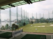 Him Lam Golf Club overlooks the Saigon River