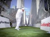 "Sergio Garcia shows form at Manhattan ""White Out"""