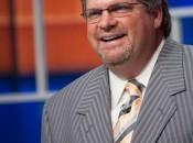 John Kruk on ESPN Set