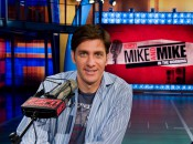 Mike Greenberg on ESPN set.