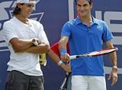 Roger and Rafa