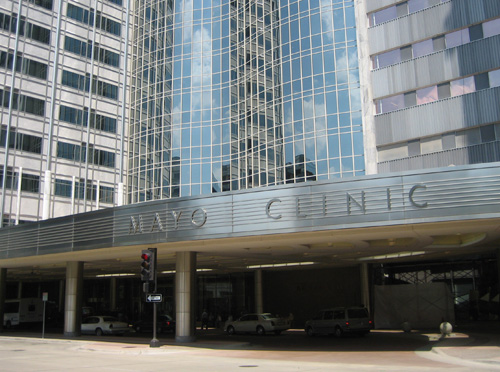 Comfort In Crisis A Luxury Link To The Mayo Clinic