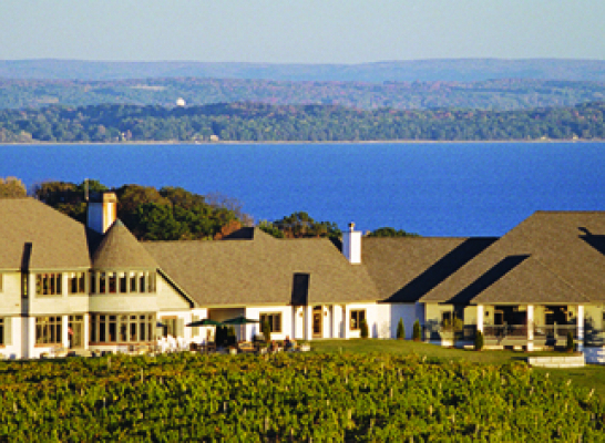 Northern Michigan S Wine Country Is Among The Diverse Travel Options Right Inside Our Borders Cau Chantal Pictured