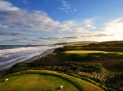 The west coast of Nova Scotia's Cape Breton Island at Cabot Links is strikingly similar to Scotland.