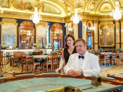 "Guests can actually live the ""secret agent lifestyle"" in Monaco's Casino de Monte Carlo."