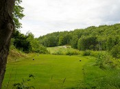 Black Forest Golf Club, near Gaylord, was the second golf course Doak designed.